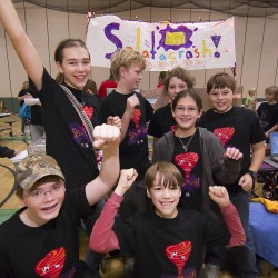 FLL Tournament Splatacrash Team