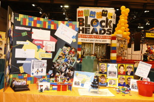 A JrFLL expo table display