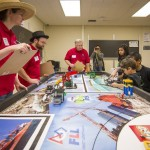 Volunteer for the 2017 FIRST LEGO League Tournament