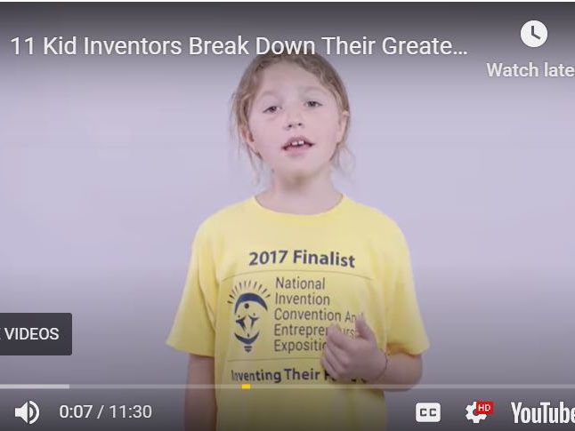 Kid Inventors Use Empathy as Inspiration